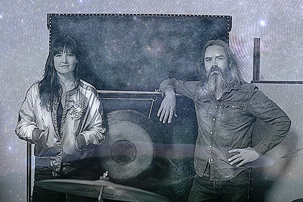Escucha «Shadow Of The Sun», el nuevo disco de Moon Duo