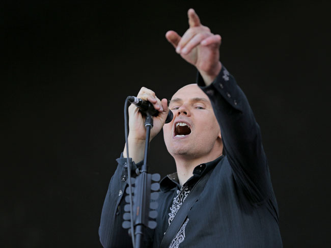 The Smashing Pumpkins: La banda de Billy Corgan