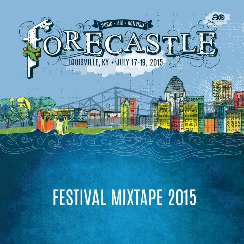 VV.AA.: 'Forecastle Festival Mixtape 2015'