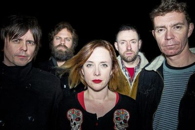 Sigue el stream de Slowdive desde una sesión privada en Brooklyn